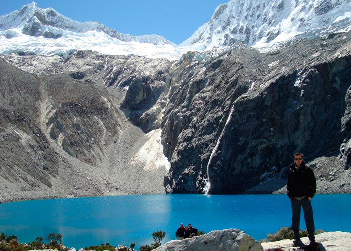 Treks Huaraz Lake 69 full day