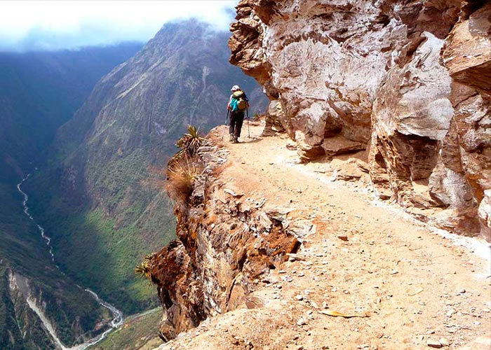 Trek Choquequirao to Machupicchu 8 days